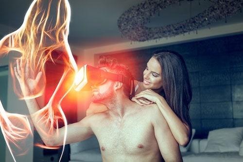 Sex Robots And VR Porn