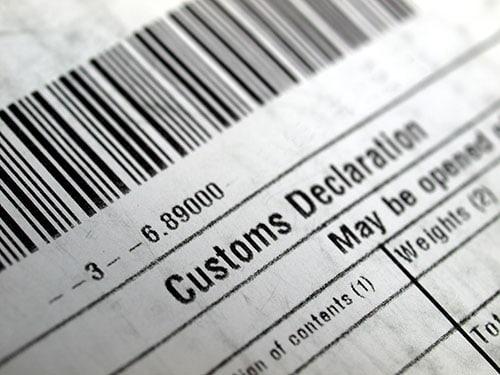 customs-declaration