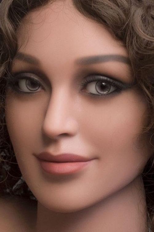 Head 205 WM Doll
