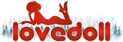 Lovedoll UK Xmas Logo