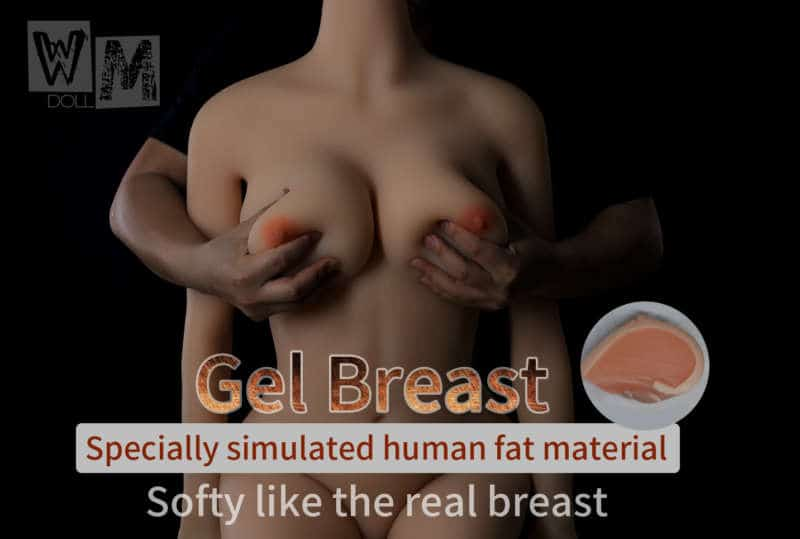 gel breasts for sex doll