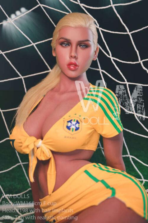 WM 168cm F Cup / head 198 - Gloria